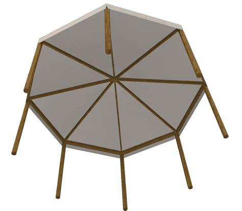 kit gazebo in legno gazebo in legno pergola in kit octogonal