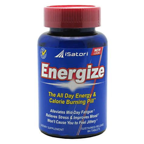 a supplement for energy energy supplements and pills