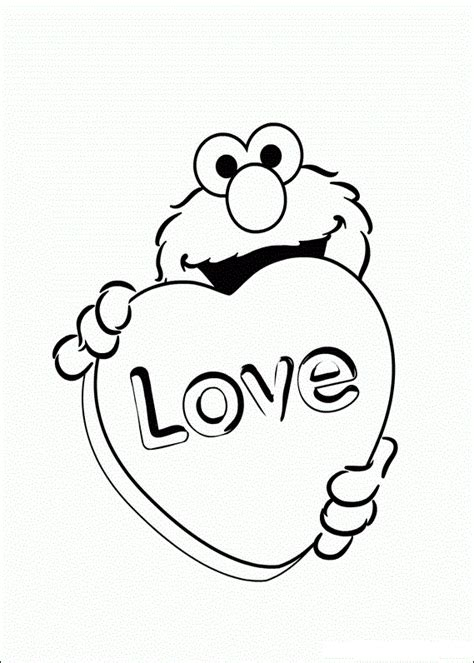 free elmo coloring pages to print free elmo coloring pages printable coloring worksheets 9