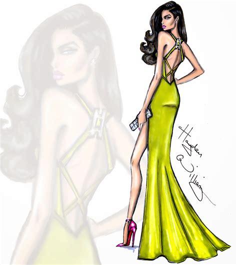 Home Design Style Resort hayden williams fashion illustrations vivid impact by