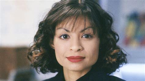 er actress vanessa marquez   criticized
