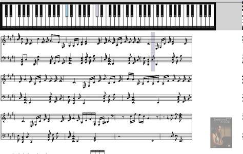tutorial piano evanescence my immortal evanescence my immortal origin piano tutorial sheet
