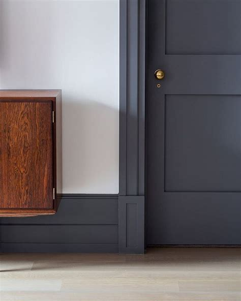 painting doors and trim different colors 25 best ideas about dark trim on pinterest grey trim