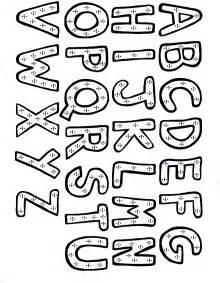 Lettres De L Alphabet 224 Colorier Az Coloriage