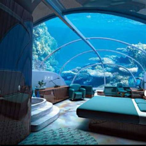 underwater hotel room pin by cassidy on tie the knot