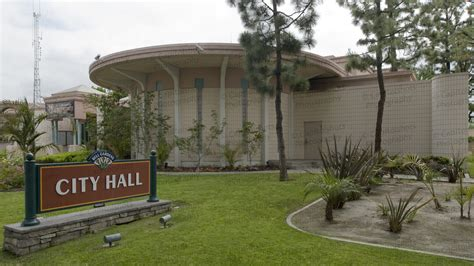 City Of Bell Gardens by Los Angeles County City Halls A L