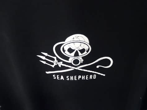 Kaos Sea Shepherd Neptune Navy the view from the pier our excel lent friends sea shepherd