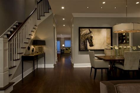 Dining Room Grey Floor Eco Friendly Flooring Options For Modern Spaces