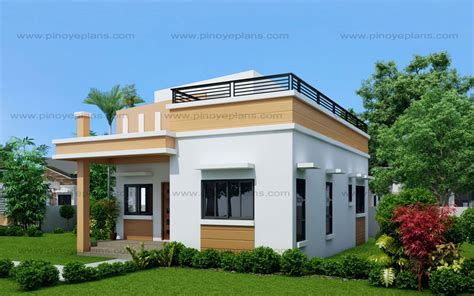 house designs maryanne one storey with roof deck shd 2015025