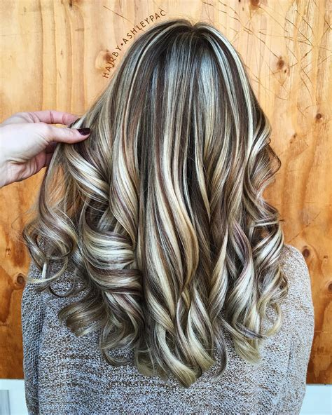 hair colors with highlights 50 light brown hair color ideas with highlights and lowlights