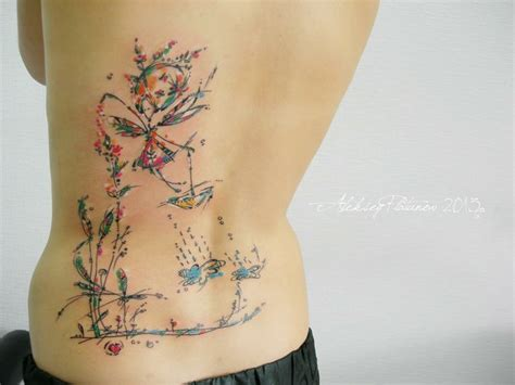 watercolor tattoos russian artist 17 best images about tatoueur aleksey platunov on