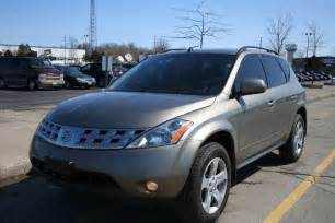 2004 Nissan Murano For Sale 2004 Nissan Murano Pictures 3 5l Gasoline Automatic