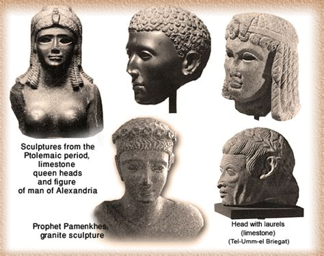 information on egyptain hairstlyes for men and women old ages ii