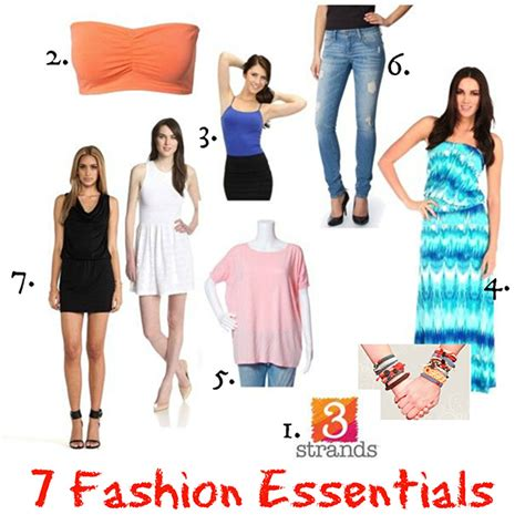 7 Wardrobe Essentials c fashion essentials by apricot and giveaway
