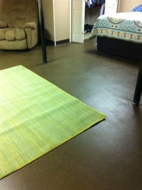 painted bedroom floors painted concrete floors in our basement bedroom our diy