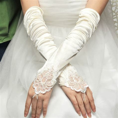 Lace Wedding Gloves lace wedding gloves ideal weddings