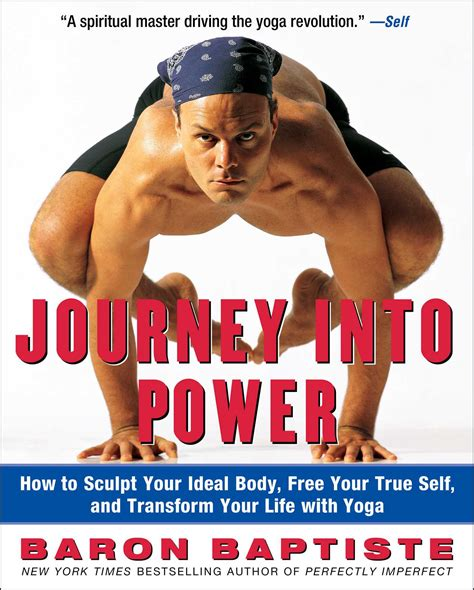 journey into power journey into power book by baron baptiste official publisher page simon schuster canada