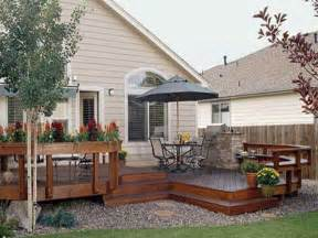 Pictures Of Patios And Decks by High Quality House Deck Plans 8 Patio Deck Designs Plans
