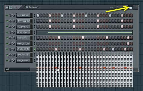 drum pattern sequencer drumbot walkthrough to an edm drum loop
