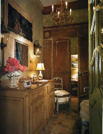 heritage home shabby chic french powder rooms