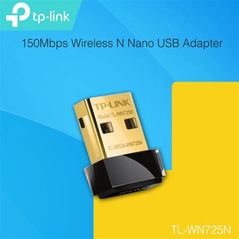 Tp Link Usb Wifi Tl Wn725 Tp Link 725 Usb Wireless Adapter tp link tl wn725n 150mbps wirless n nano usb adapter