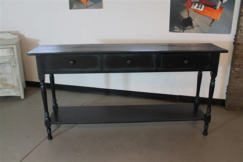 Black Sofa Table With Drawers by Black Sofa Table With Drawers Www Energywarden Net
