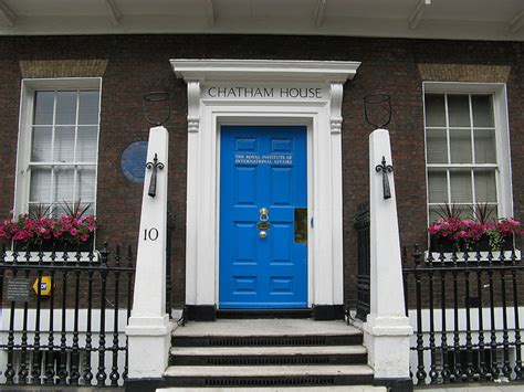 Chatham House by Chatham House Report The Print The Herald
