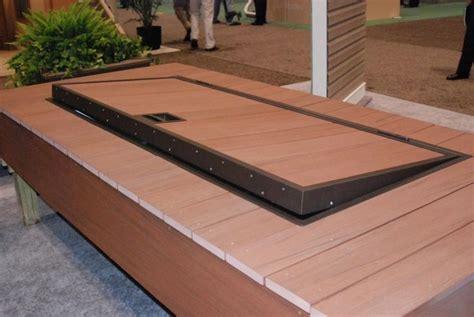 azek  deck storage kit safely stores outdoor furniture