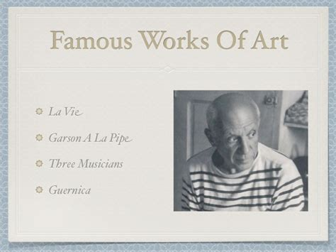 picasso paintings ppt picasso powerpoint