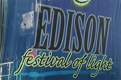 edison festival of lights 2017 road closures expected for edison festival of light parade