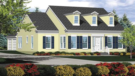 Cape Cod Style House Plans by Cape Cod Home Plans Cape Cod Style Home Designs From