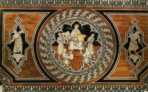 siena cattedrale pavimento yellow siena marble
