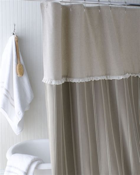 french country shower curtains 17 best images about ruffled shower curtains on pinterest