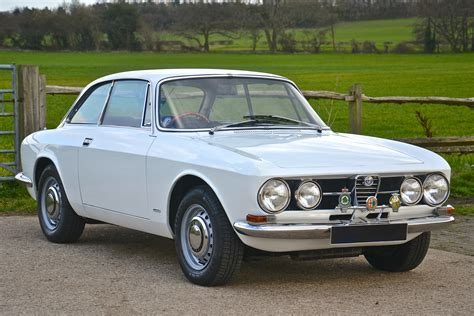 Alfa Romeo 1750 Gtv by Alfa Romeo 1750 Gtv Mk1 Rhd One Owner Sold Southwood
