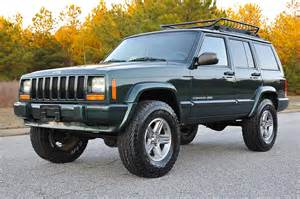 Used Jeep Xj For Sale Davis Autosports 2000 Jeep Xj Stage Ii Lifted For