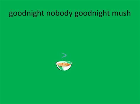 Goodnight Nobody by Ppt Goodnight Moon Powerpoint Presentation Id 2665737