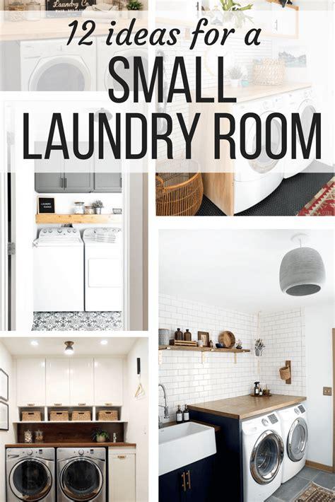 laundry room ideas 12 ideas for small laundry rooms