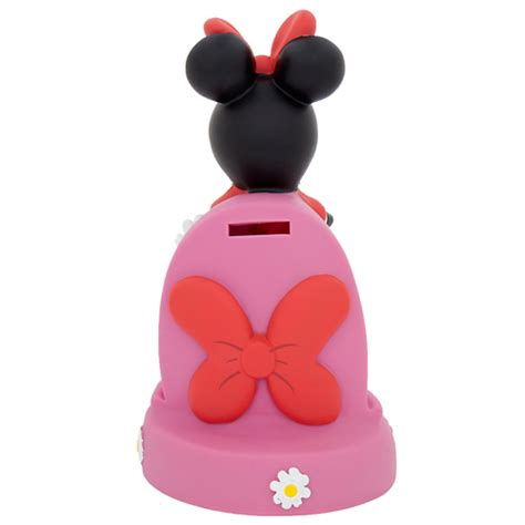 Disney Minnie Coin Bank your wdw store disney coin bank minnie mouse daisies