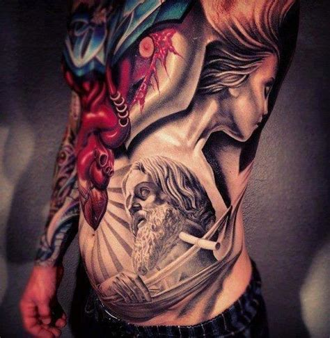 best chest tattoo ever best chest tattoos jaw dropping ink masterpieces