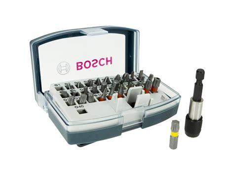 Bosch Screwdriver Set bosch 2607017319 pro screwdriver bit set 32 pc