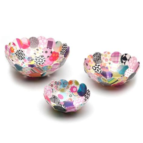Craft Tastic Paper Bowl Kit Williams