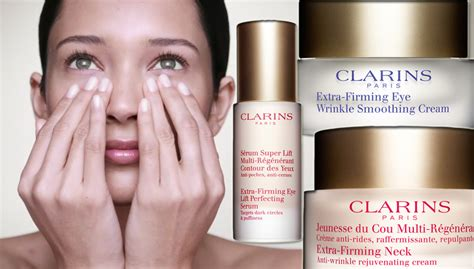 Clarins Makeup clarins firming eye serum and and neck