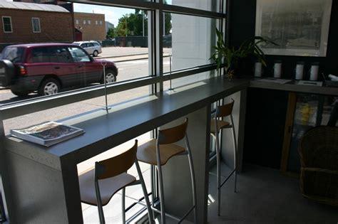 cafe  clark street addition gimme shelter construction