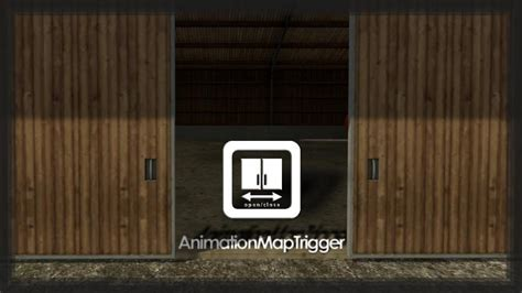 Front Doors For Home by Animation Map Trigger V 1 1 Ls2017 Com