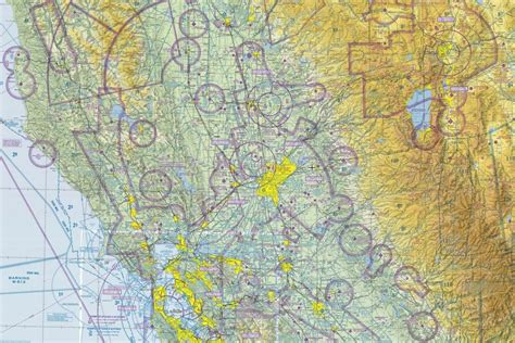 aviation sectional maps airspace maps aeronautical charts sport airplane pilot