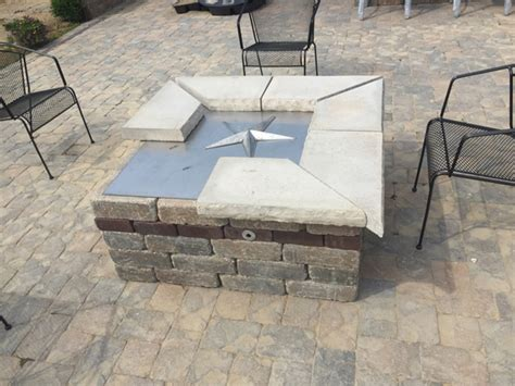 square pit kit 39 inch square pit burner kit fireboulder