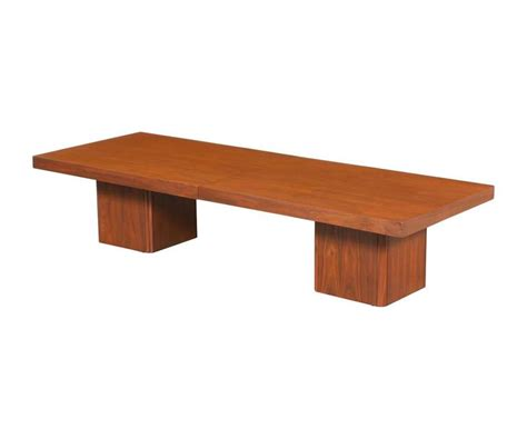 Expanding Coffee Table Early Keal Expanding Coffee Table For Brown Saltman For Sale At 1stdibs