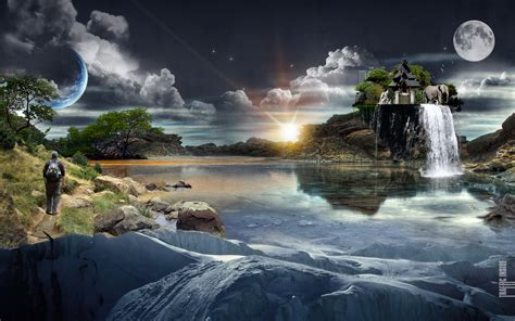 surreal wallpapers pictures images