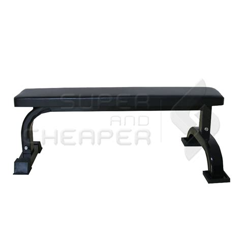 heavy duty workout bench home gym fitness heavy duty training workout exercise flat