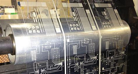 printable flexible electronics latest developments in flexible and printed electronics